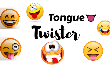 Funny Tongue Twister - Tension | It's Fun Time ;)