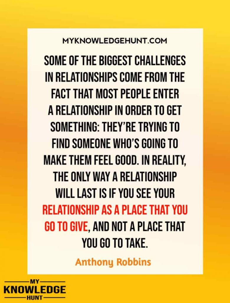 Best Friend Quotes, Anthony Robbins Best Friend Quotes, Relationship Quotes